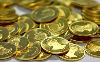 قیمت سکه به 12 میلیون و 500 هزار تومان رسید