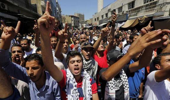 آغاز راهپیمایی بزرگ فلسطینیان / فلسطینیها به سمت مرزهای غزه حرکت کردند