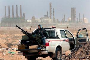 توافق آتش بس در لیبی