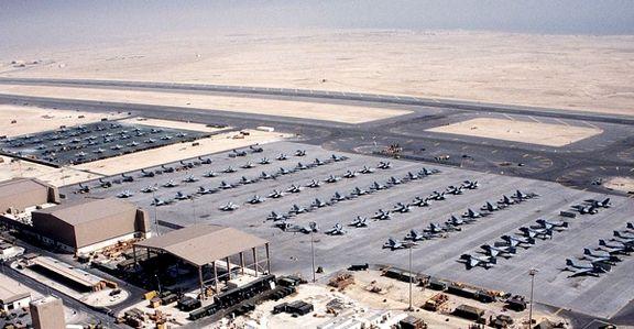 آمریکا در حال ساخت پایگاه نظامی در نزدیکی عراق، سوریه، اردن