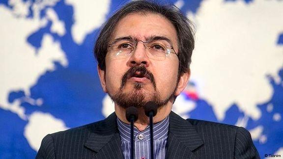 بهرام قاسمی: باید نشست و دید که آمریکا نمی تواند هیچ اقدامی علیه ملت ایران داشته باشد