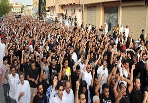 مردم عربستان علیه بن  سلمان شعار  سر دادند+ فیلم
