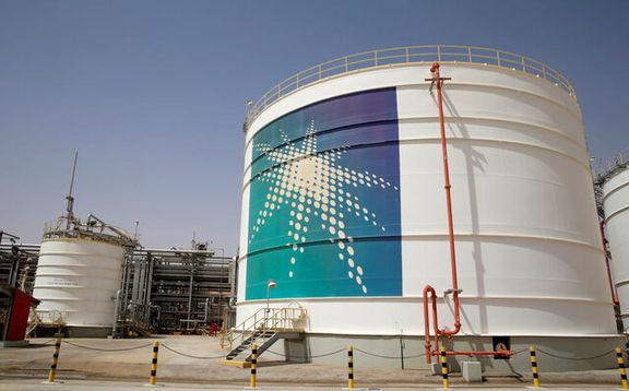 آرامکو: کمبود گاز تقاضا برای نفت را ۵۰۰ هزار بشکه افزایش داد