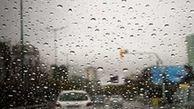 تداوم بارشهای بهاری پراکنده در برخی مناطق کشور