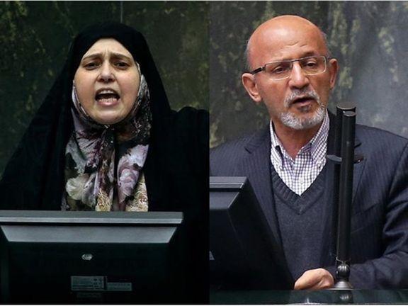 شکایت از پروانه سلحشوری و غلامرضا حیدری در حال بررسی است