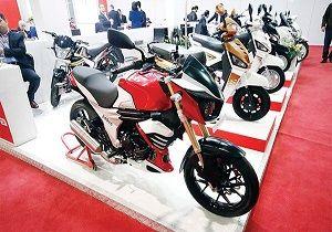 قیمت موتورسیکلت ۴۰ درصد گران شد