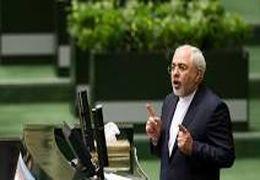 تشنج در صحن علی مجلس هنگام سخنرانی ظریف