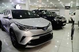 قیمت خودروهای وارداتی در 19 آبان