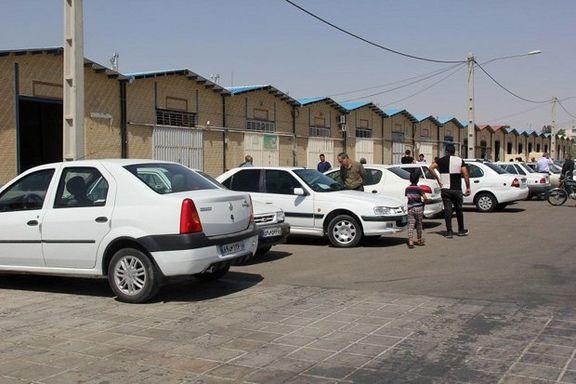 اجاره پارکینگ ها برای احتکار خودرو بدون پلاک/قوانین برای پارکینگ های خودرو تغییر می کند