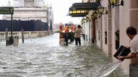 شمار قربانیان توفان و سیل در ایتالیا به 26 نفر رسید