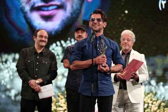 جزئیات کامل نوزدهمین جشن «حافظ» / جایزه بهترین بازیگر مرد کمدی به امین حیایی رسید/ فردوسیپور بهترین چهره تلویزیونی سال شد