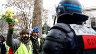 هجدهمین هفته اعتراضات جلیقه زردها در فرانسه آغاز شد