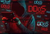 اختلال در اینترنت به دلیل حمله دیداس