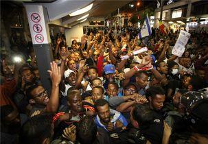 تظاهرات علیه سیاستهای نتانیاهو درباره کرونا در تلآویو
