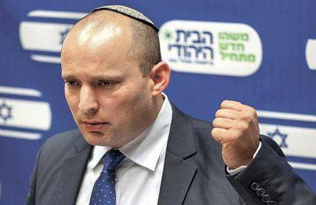 نفتالی بنت وزیر جنگ اسرائیل شد