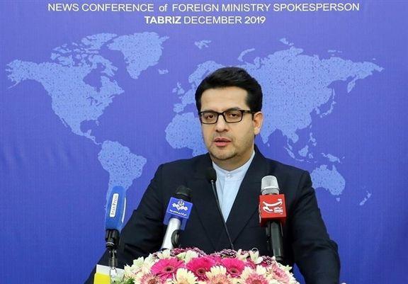 موسوی: ایران با کشورهای همسایه گفتگو خواهد کرد