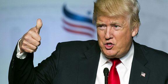 ترامپ مجامع انتخاباتی دموکراتها در ایالت آیووا را به باد تمسخر گرفت