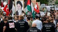 تلاش صهیونیستی ها برای لغو  راهپیمایی روز قدس در آلمان