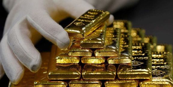 قیمت انس طلا 7 درصد افزایش یافت