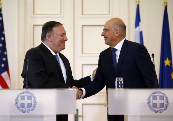 آمریکا و یونان به دنبال همکاری های نظامی