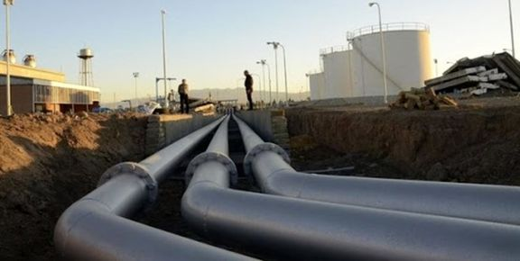 سرقت خط لوله نفتی در جنوب 50 میلیارد تومان خسارت وارد کرد
