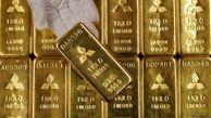 قیمت هر انس طلای جهانی به 1405 دلار رسید