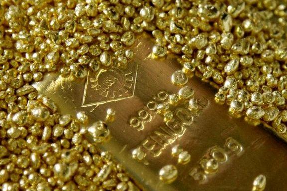 قیمت طلا به 1738 دلار رسید