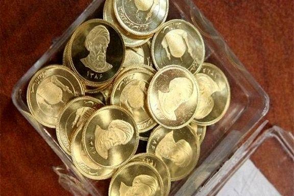قیمت سکه در 18 بهمن 97