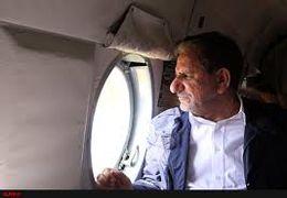 فیلم صحبت های تند جهانگیری بابت نبود استاندار گلستان