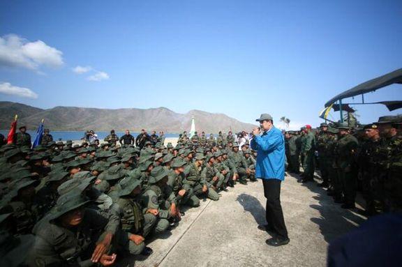 رزمایش 5 روزه ارتش ونزوئلا آغاز شد