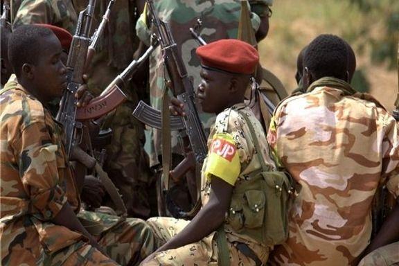 ۲۵۰ تروریست فراری از لیبی به اسارت ارتش چاد درآمدند