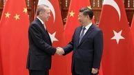 اردوغان برای دیدار با شی جینپینگ راهی پکن شد