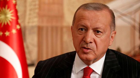 اردوغان زمان شروع عملیات پاکسازی مرز ترکیه و سوریه را اعلام نکرد