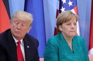 مواضع ترامپ آلمان را به سمت اتمی شدن می کشاند؟