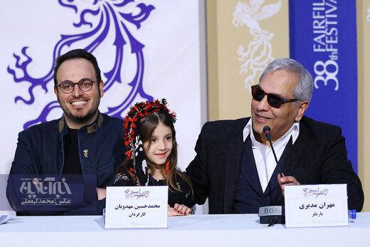 مهران مدیری هیات داوران جشنواره فیلم فجر را تهدید کرد