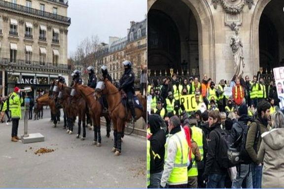 فرانسه: در صورت لزوم به پلیس حق تیر می دهیم