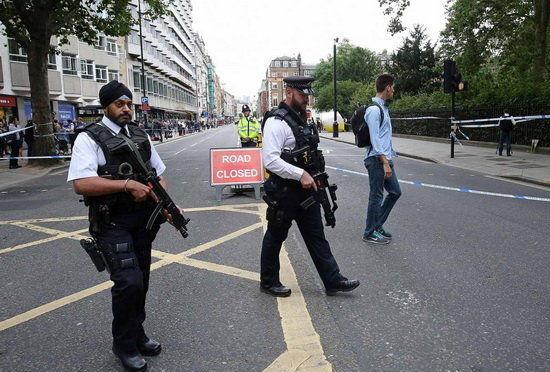 دستگیری یک تروریست در آستانه مراسم ازدواج شاهزاده هری