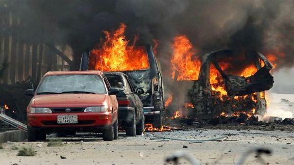 وقوع انفجار در مرکز پلیس در شهر درنه لیبی