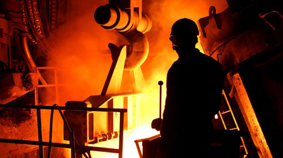 تولید فولاد خام ایران در جولای ۲۰۱۹ بیش از 6 درصد رشد کرد