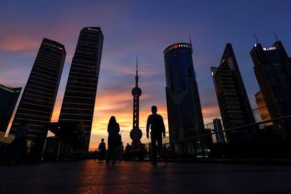 شتاب رشد بخش خدمات چین