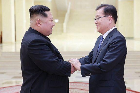 ترامپ: کره جنوبی بدون موافقت ما تحریمهای پیونگ یانگ را لغو نمی کند