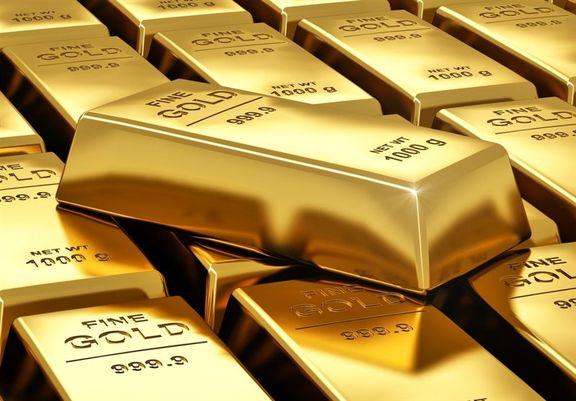 قیمت جهانی طلا دوم شهریور ماه