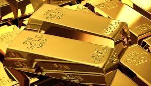 ریزش دلار باعث افزایش قیمت انس طلا در بازارهای آمریکا شد