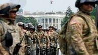 ترامپ دستور عقب نشینی نیروهای گارد ملی را اعلام کرد