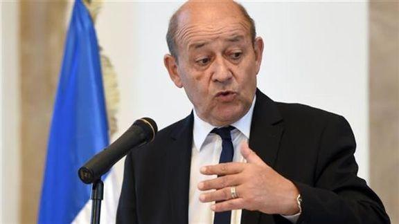 درخواست پاریس از مسکو برای یافتن راه حل سیاسی در دمشق