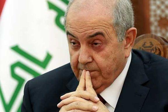 ایاد علاوی رئیس جریان الوطنیه نسبت به ائتلاف با مقتدی صدر و عمار حکیم توضیح داد