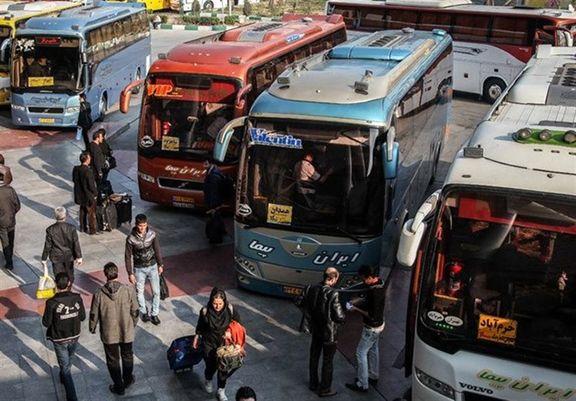 برنامهای برای افزایش قیمت بلیت اتوبوسهای برون شهری نداریم
