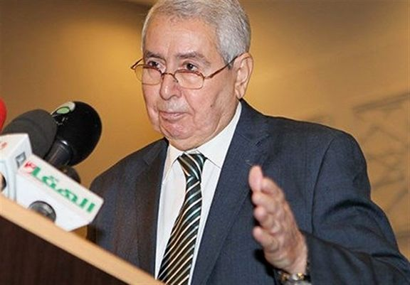 اعلام موعد برگزاری انتخابات ریاست جمهوری  الجزایر