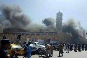 انفجار خونین در مسجدی در افغانستان / 20 کشته و 50 زخمی برجای گذاشت