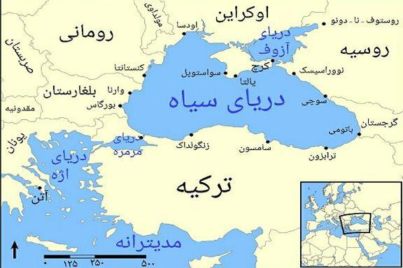 کریدور مهم ترانزیتی خلیج فارس-دریای سیاه بزودی راهاندازی میشود